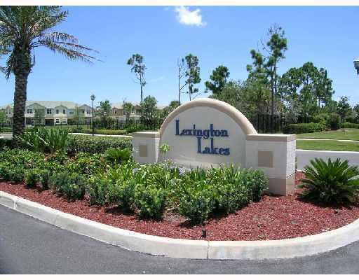 Lexington Lakes in Stuart Florida