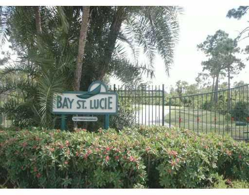 Bay St Lucie Waterfront