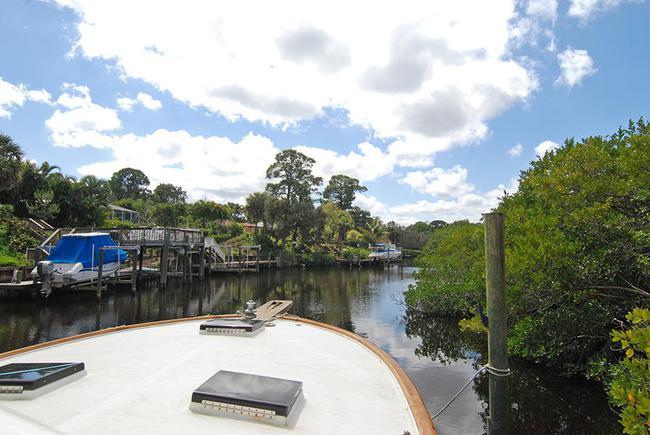 Hidden Bay real estate in Palm City Fl Bessey Creek