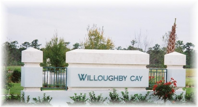 Willoughby Cay Entrance