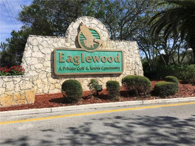 Eaglewood Sign