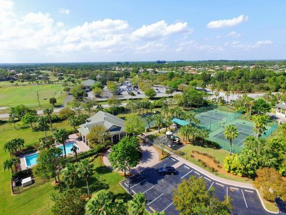 Hammock Creek in Palm City, Florida