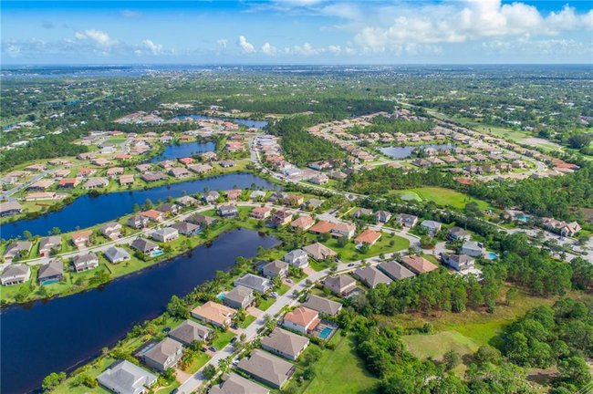 Copperleaf Homes in Palm City FL
