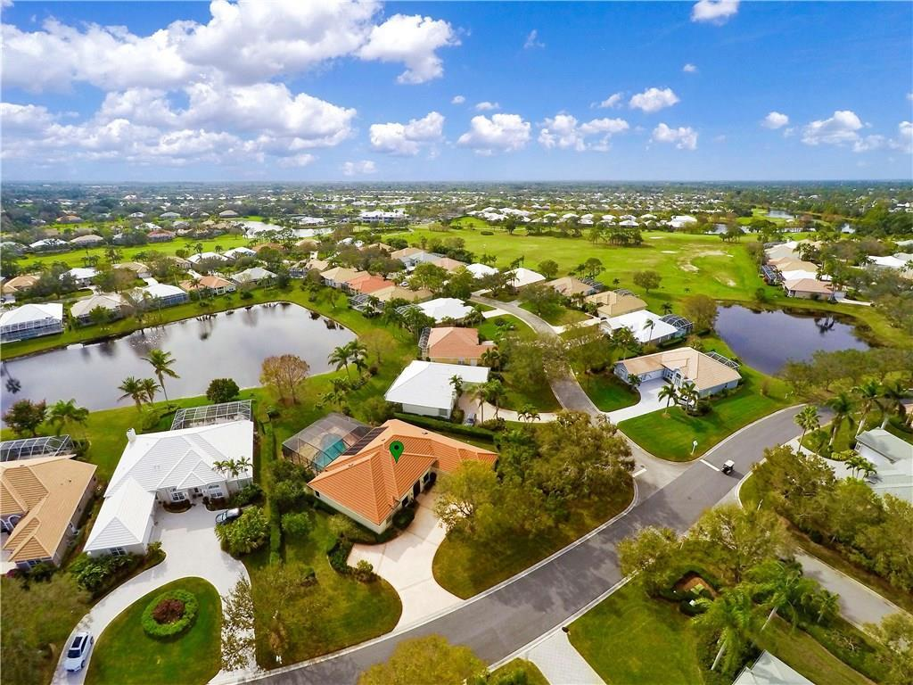 Monarch Country Club Real Estate in Palm City Florida