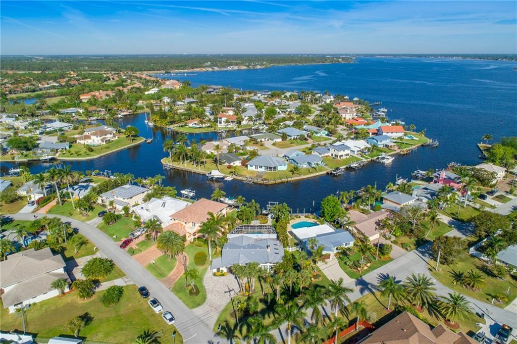 Lighthouse Point and Seagate Harbor Waterfront Homes in Palm City