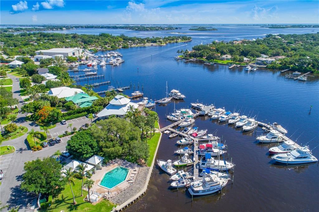 Mariner Cay in Stuart, Florida