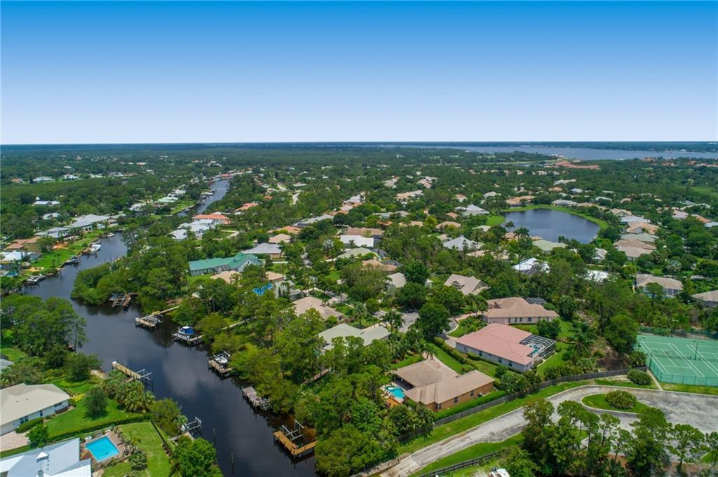 Oak Ridge Real Estate in Palm City Florida