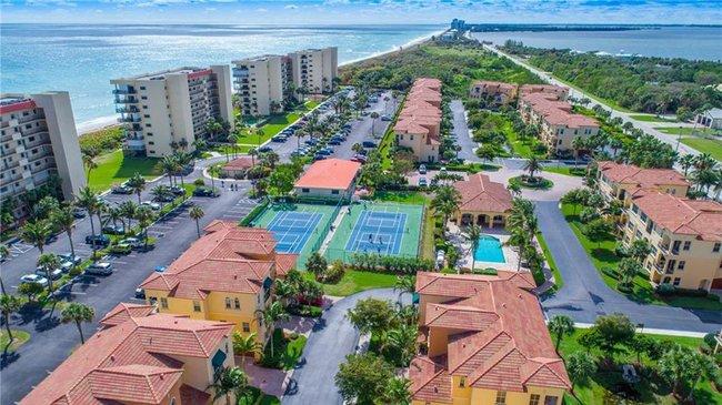 Ocean Bay Villas on Hutchinson Island