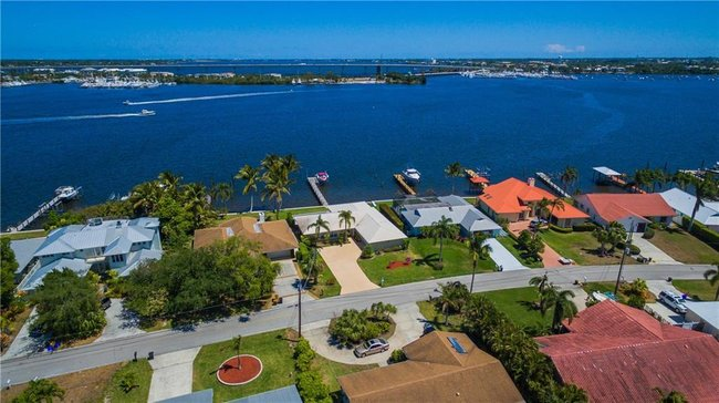 Palm City Florida Waterfront Real Estate