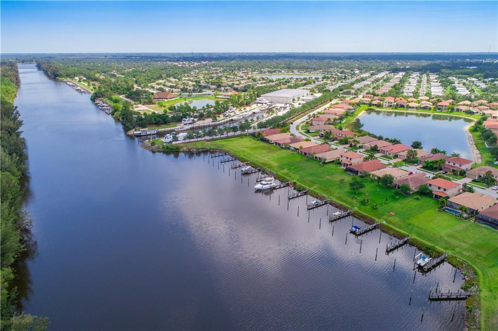 River MarinaHomes and Townhomes in Stuart FL