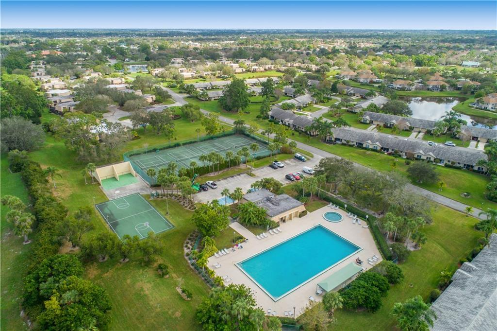Sunset Trace TownHomes and Villas in Palm City, FL