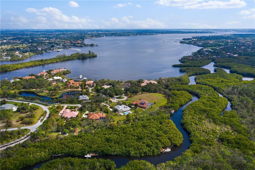 Bay St. Lucie Waterfront real estate in Port St. Lucie