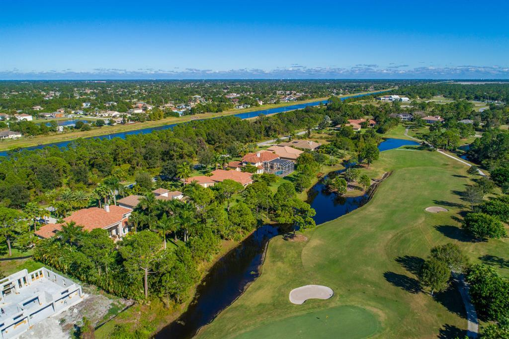 Cobblestone Country Club Real Estate in Palm City Florida
