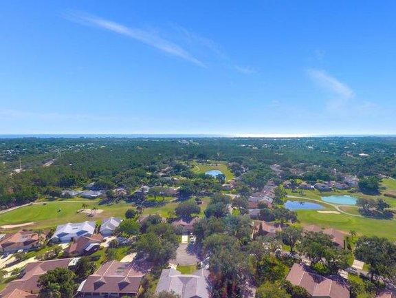 Eaglewood Aerial in Hobe Sound FL