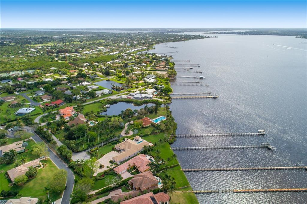 Eventide Waterfront Homes in Stuart FL