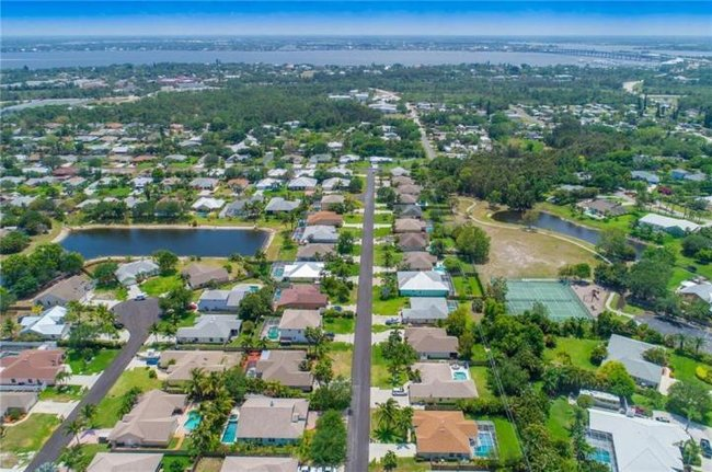 Jensen Park Estates in Jensen Beach FL