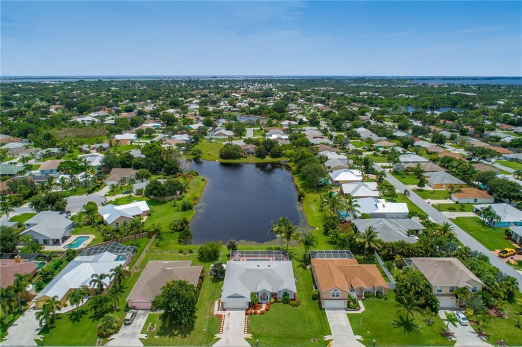 Jensen Park Estates in Jensen Beach FL