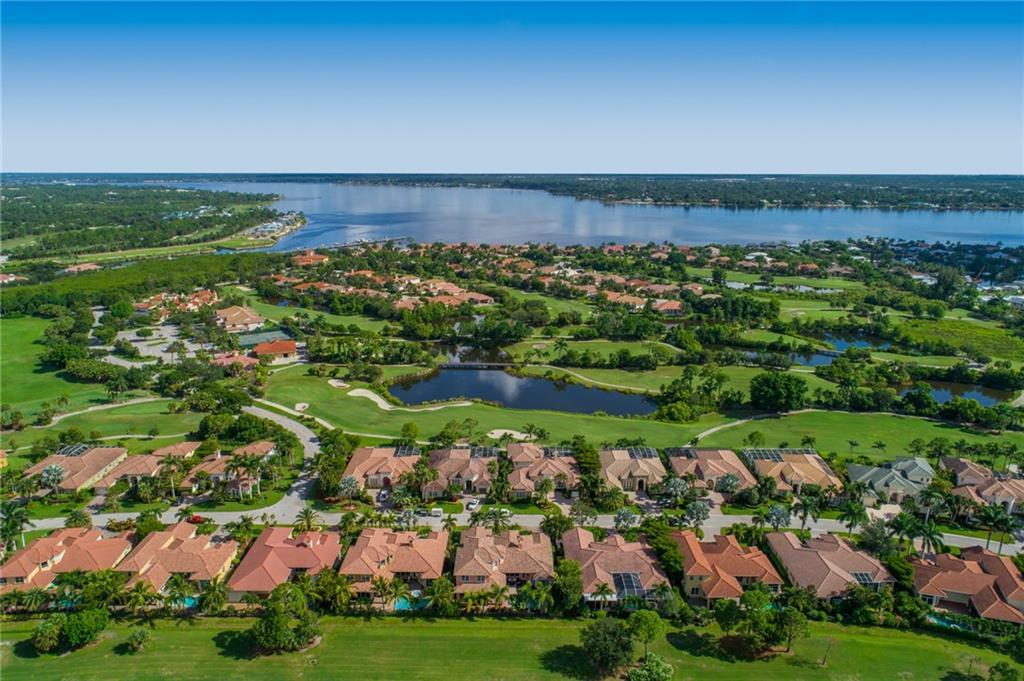 Palm Cove Golf and Yacht Club in Palm City Florida