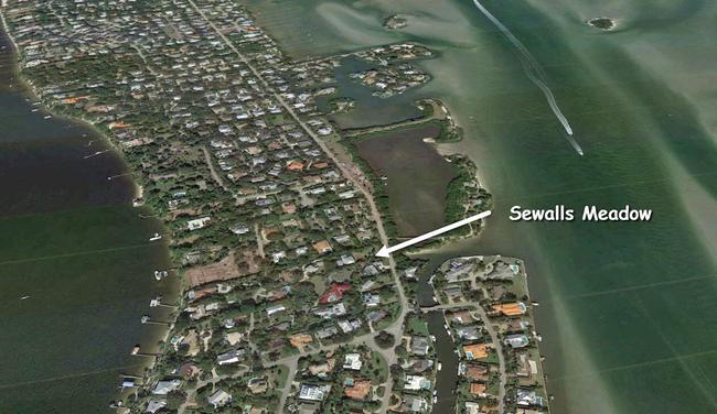 Sewalls Meadow in Sewalls Point