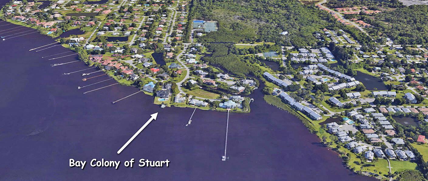 Bay Colony of Stuart