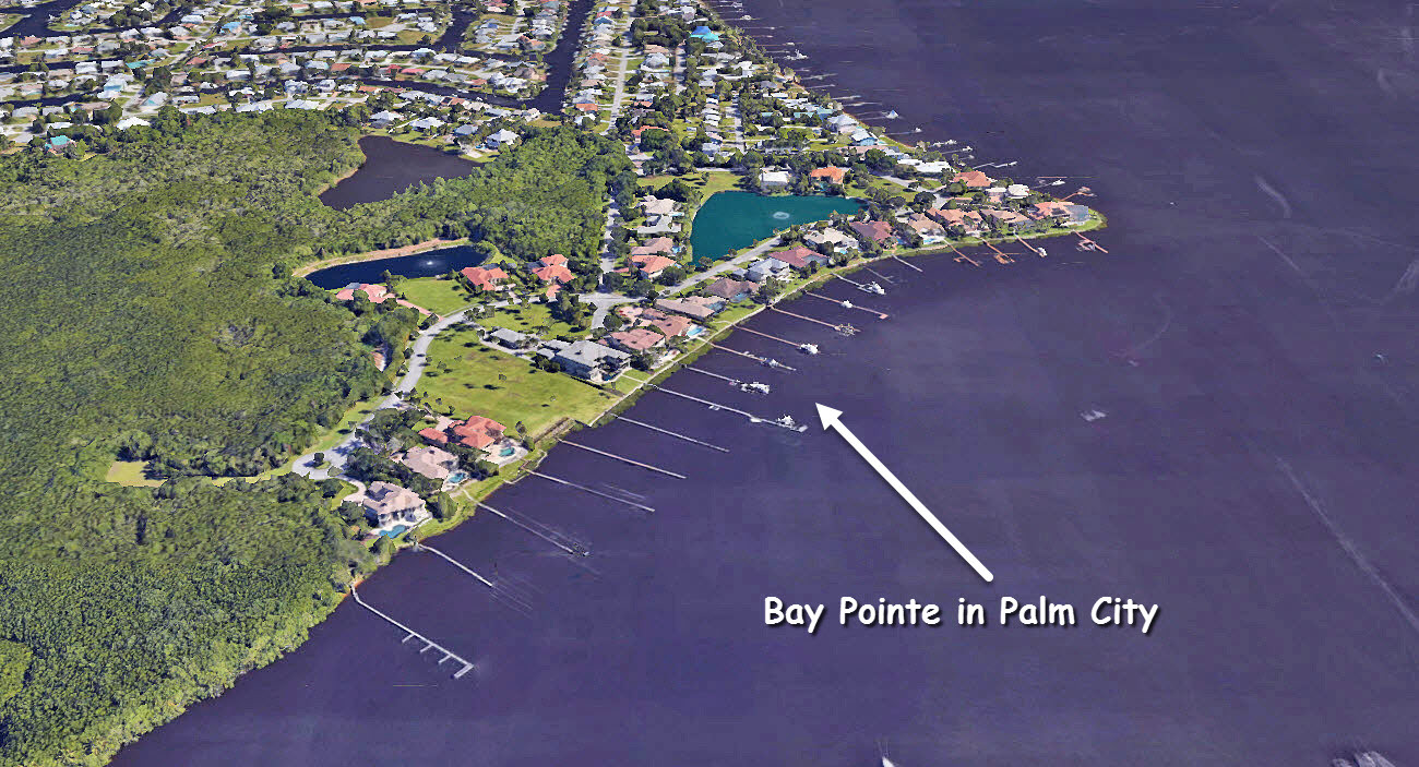 Bay Pointe Real Estate in Palm City Florida