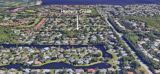 Hunters Creek in Palm City FL