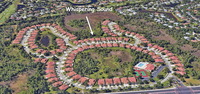 Whispering Sound in Palm City