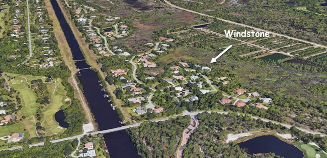 Windstone in Palm City Florida