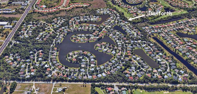 Danforth real estate in Palm City Florida