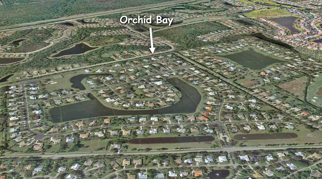 Orchid Bay in Palm City Florida
