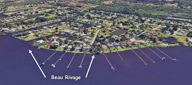 Beau Rivage Estates in Stuart Florida