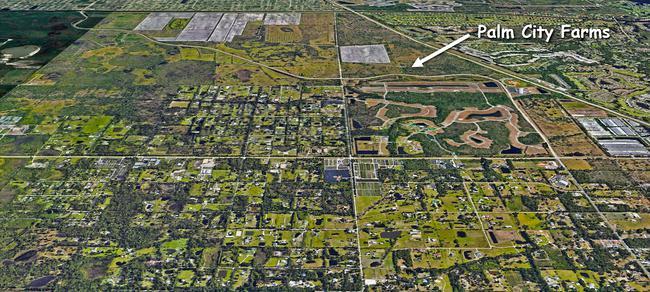 Palm City Farms in Palm City Florida