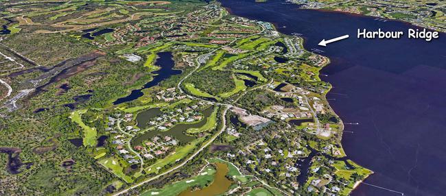 Harbour Ridge in Palm City Florida