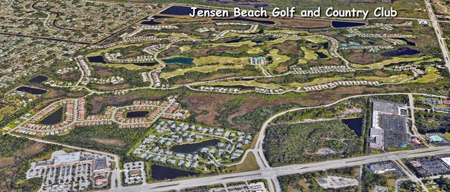 Jensen Beach Golf and Country Club in Jensen Beach Florida