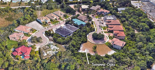 Savanna Oaks in Jensen Beach Florida