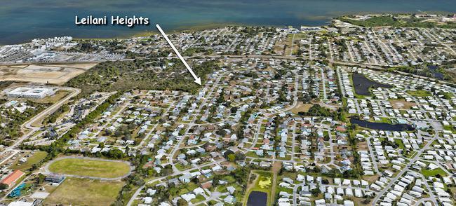Leilani Heights in Jensen Beach Florida