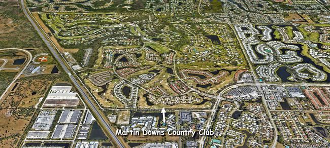 Martin Downs Country Club in Palm City Florida