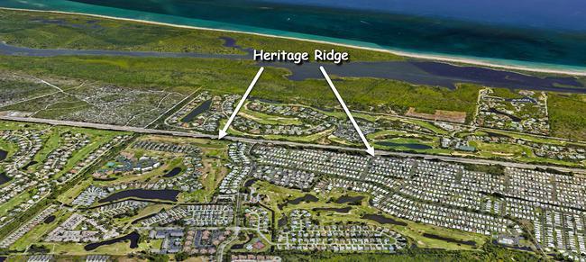 Heritage Ridge in Hobe Sound Florida