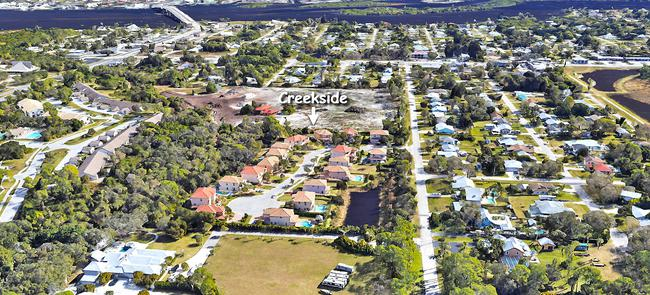 Creekside in Palm City Florida