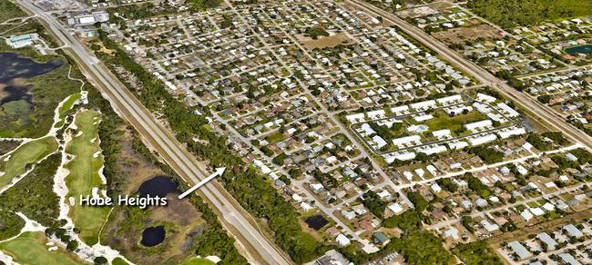 Hobe Heights in Hobe Sound Florida