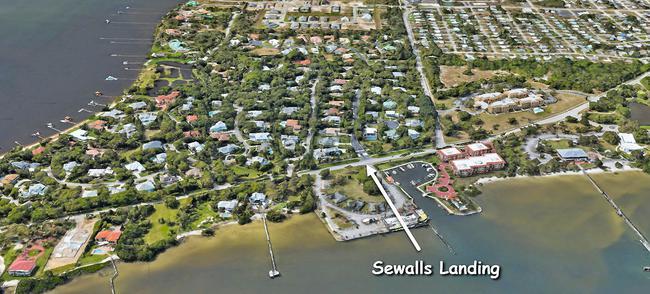 Sewalls Landing in Jensen Beach Florida