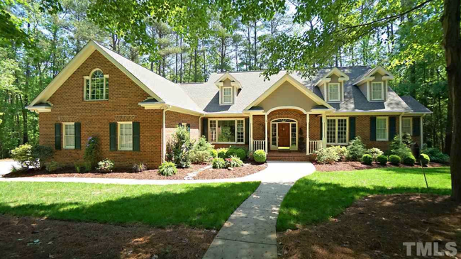 Beautiful country homes await in Chapel View Farms.