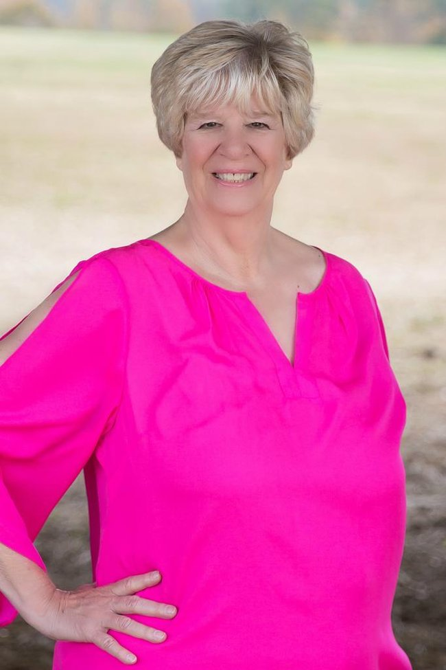 Photo of Gail Mueller