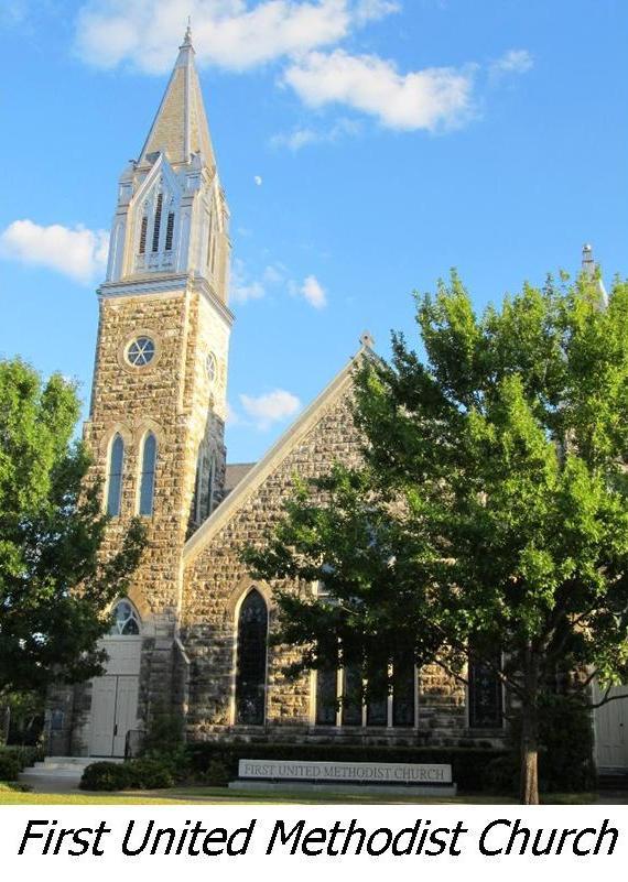 First United Methodist Church, Georgetown, TX