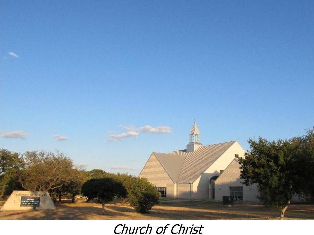 Church of Christ, Georgetown, TX