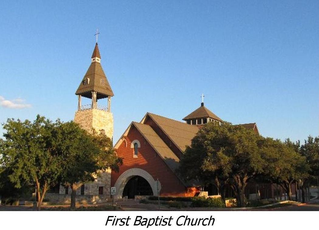 First Baptist Church, Georgetown TX