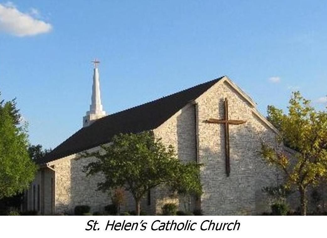 St. Helen's Catholic Church, Georgetown, TX