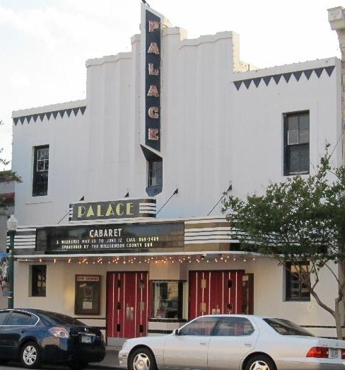 Georgetown TX Palace Theater