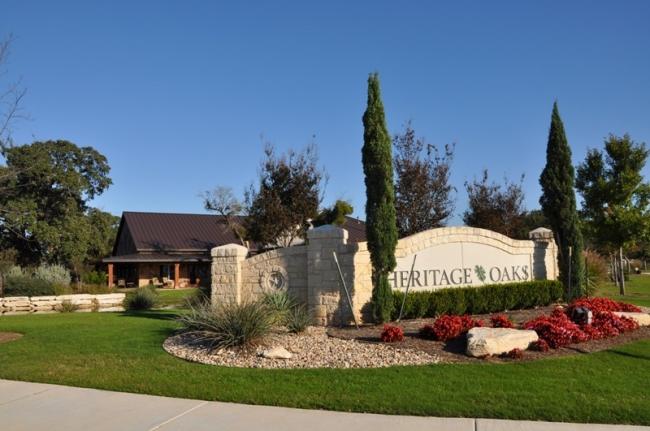 Heritage Oaks, Georgetown TX