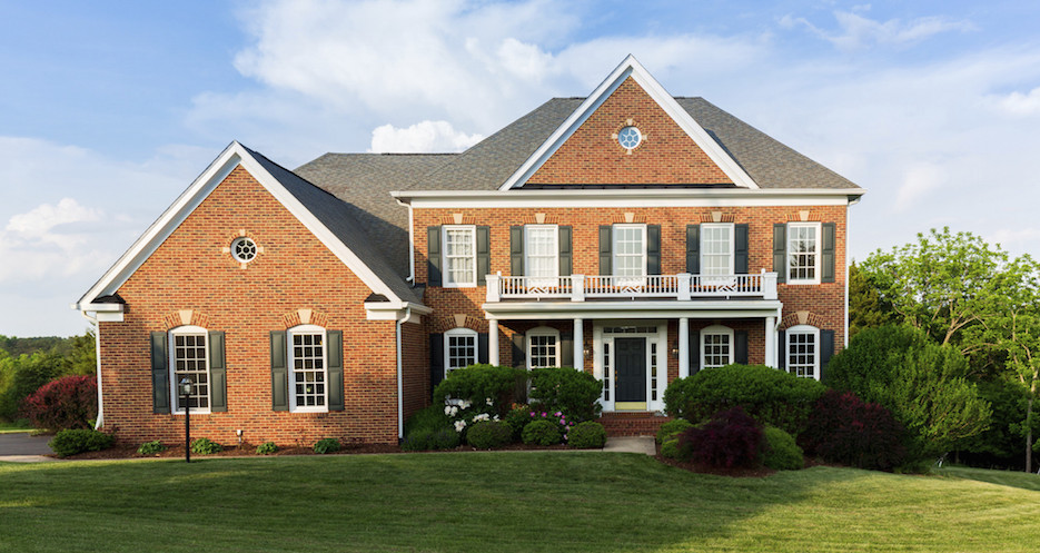 large house in Wake Forest